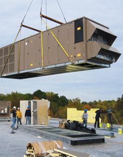 HVAC Unit Installation